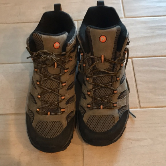 f6a3c85fce7 NWT Merrell Moab 2 Vent Hiking Boots Men's Size 13 NWT